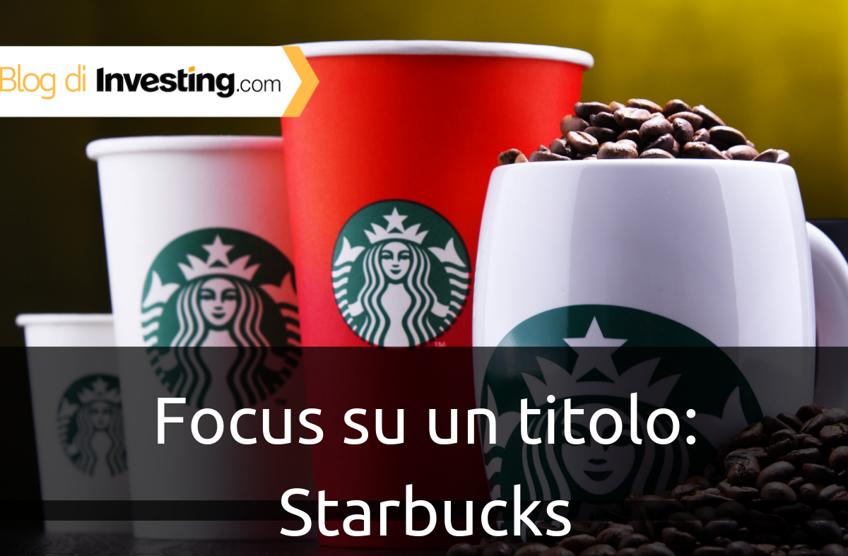 Focus su un titolo, Edizioni Foodies: Starbucks