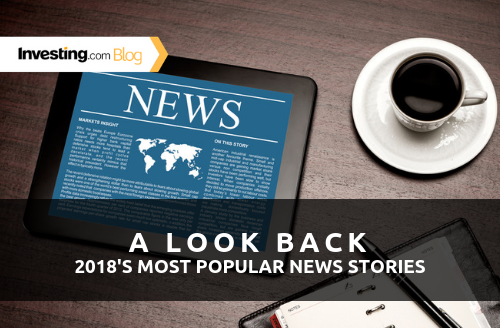 A Look Back at 2018's Most Popular News Stories
