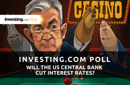 Investing.com Poll: Will The Federal Reserve Cut Rates This Week? We Asked, You Answered!