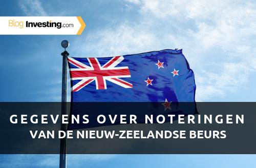Investing.com voegt noteringen van de beurs van Nieuw-Zeeland toe