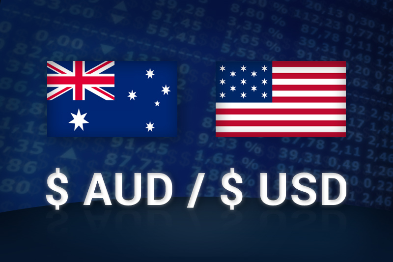 외환 - AUD/USD U.S. 무역에서 위로