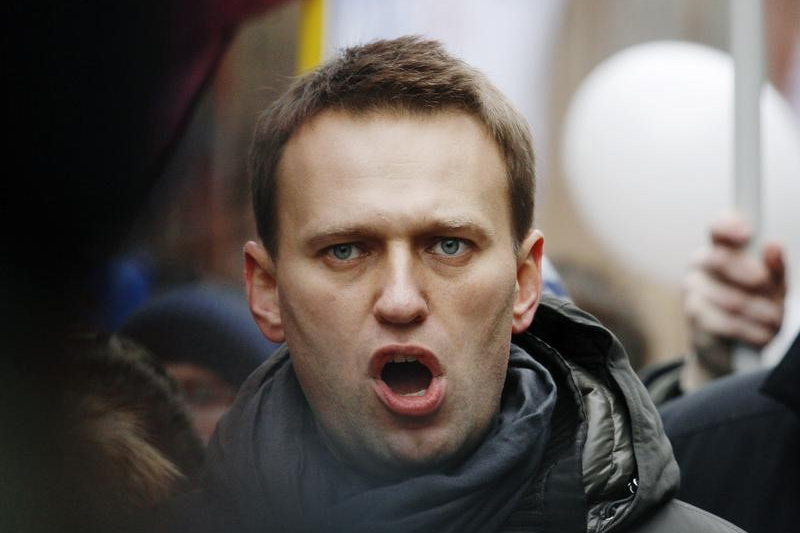 Полиция задержала соратницу Навального накануне протестов