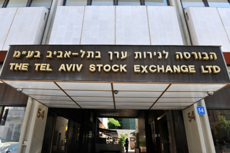 Israel shares higher at close of trade; TA 35 up 0.08%