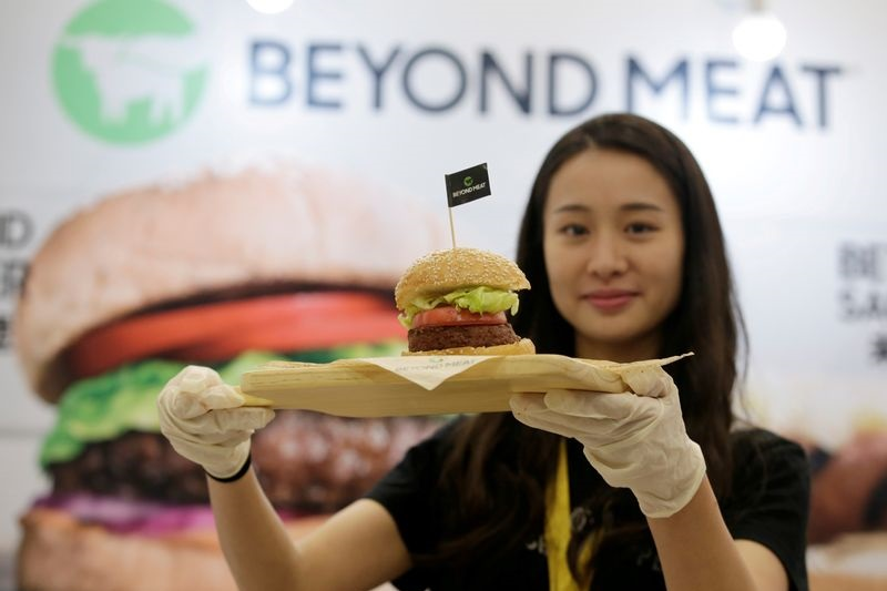 Beyond Meat rebondit suite à la nouvelle offre de KFC en Chine (pour une durée limitée)