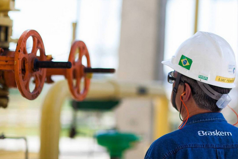 Braskem vai paralisar em definitivo produção de cloro soda em Camaçari