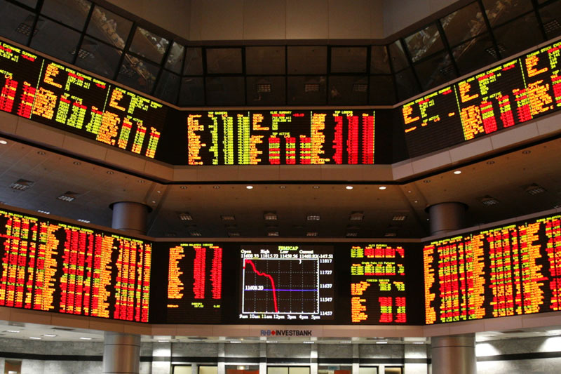 Brazil STOCKs higher at close of trade; Bovespa up 1.05%