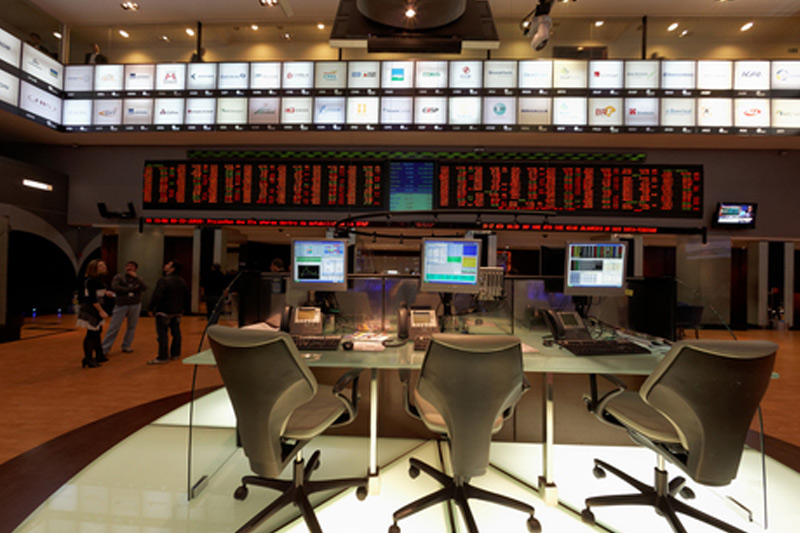 Brazil shares higher at close of trade; Bovespa up 0.59%