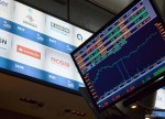 Brazil shares higher at close of trade; Bovespa up 1.12%