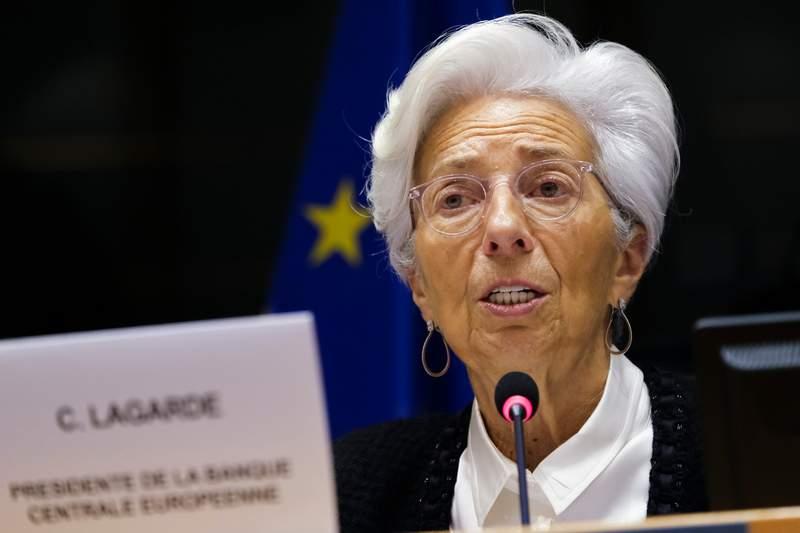 Live: ECB:n lehdistötilaisuus