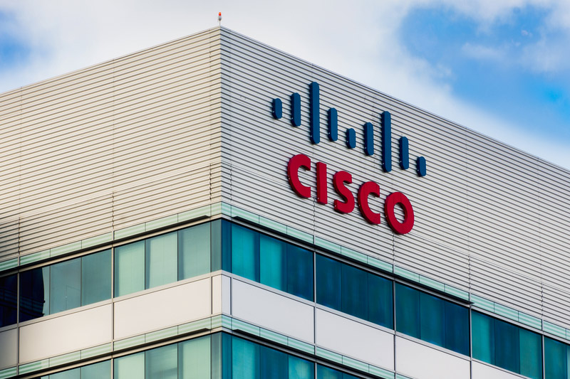 Cisco Rises After Goldman Says Buy on Return to Office Opportunity