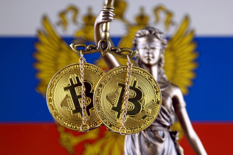 عاجل: روسيا تسن قوانين، ومرسوم رئاسي لمحاربة الفساد المتصل ببتكوين