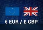 Forex - EUR/GBP alhaalla Euroopan pörssipäivän aikana