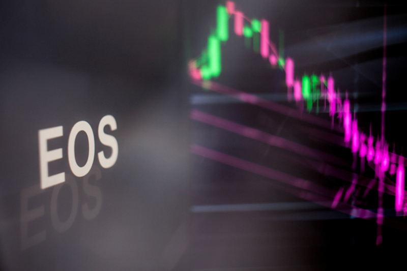 EOS Plunges 30.08% In Bearish Trade