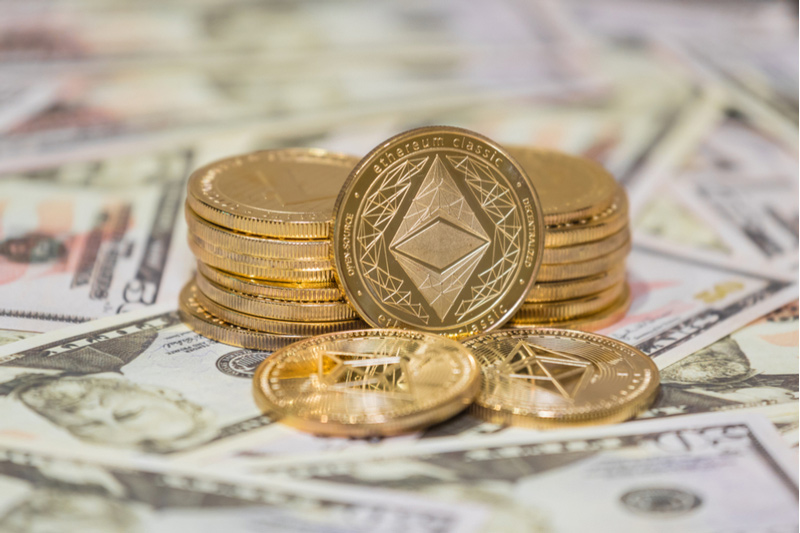 Ethereum Dips Below 268.95 Level, Down 1%