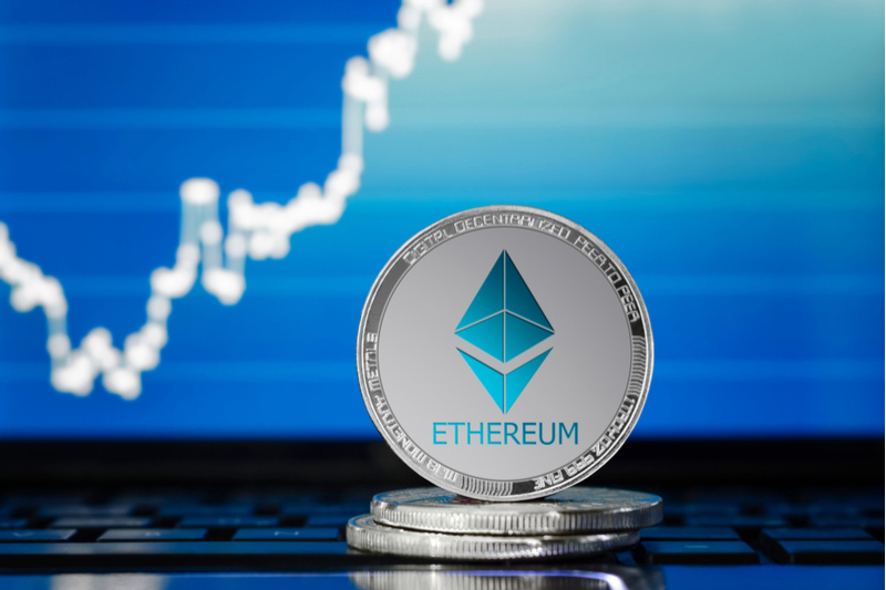 Ethereum Climbs Above 270.49 Level, Up 5%