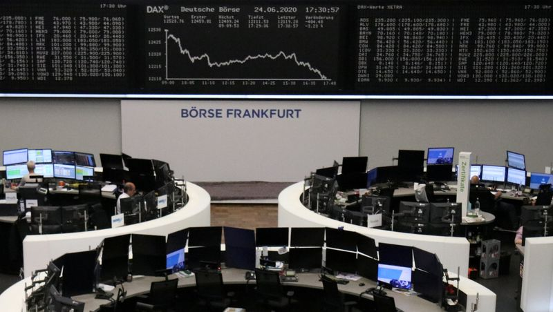 Germany stocks higher at close of trade; DAX up 0.40%