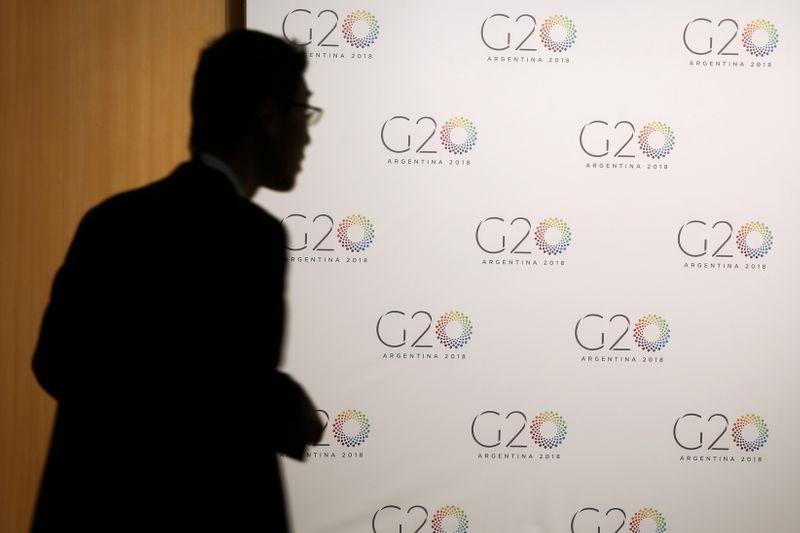 CBRT Governor Kavcıoğlu attended the meeting of G20 Countries Finance Ministers and Central Bank Governors