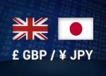 Forex - GBP/JPY alhaalla Aasian pörssipäivän aikana
