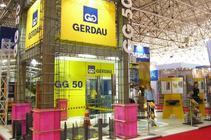 Resultado de imagem para Gerdau avalia perspectiva no Brasil e vê sinais de recuperação em 2018