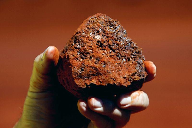 Minério de ferro sobe na China após duas sessões de retração