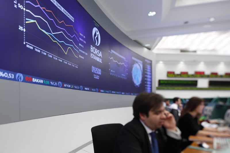 Turkey stocks higher at close of trade; BIST 100 up 0.84%