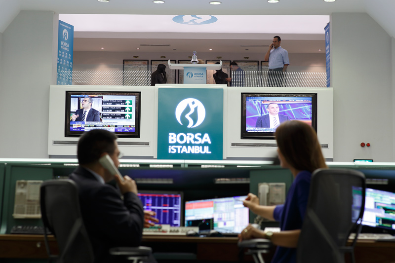 Turkey stocks higher at close of trade; BIST 100 up 2.62%