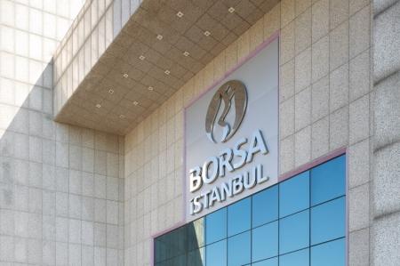 مؤشرات الأسهم في تركيا ارتفعت عند نهاية جلسة اليوم؛ مؤشر آي إٍس إيه 100 صعد نحو 2.77%
