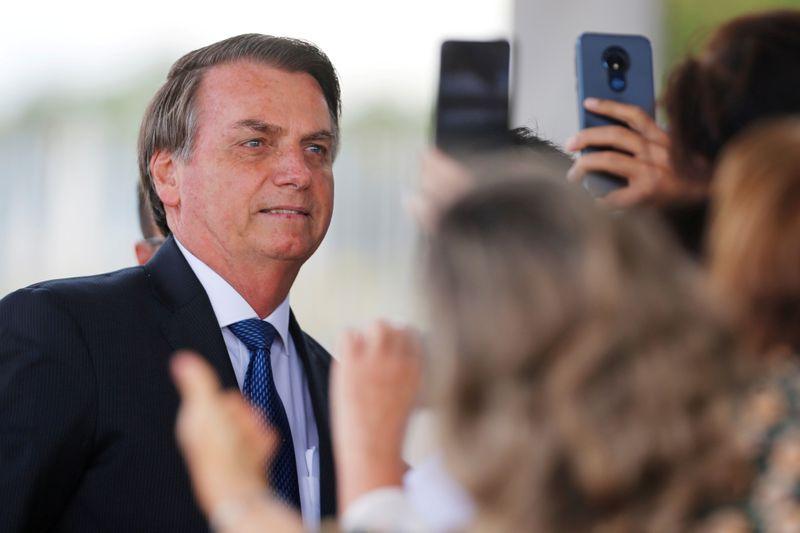 Bolsonaro inaugura trecho da transposição do Rio São Francisco