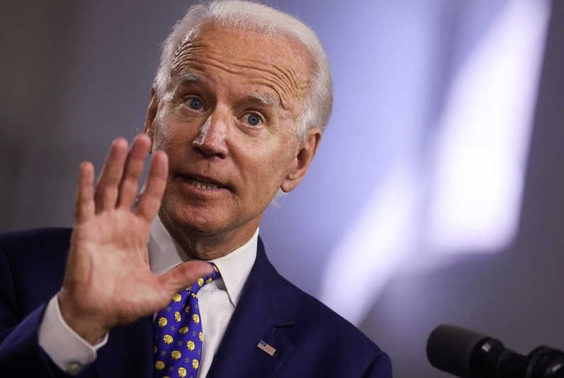 Dow Eases From Lows as Biden Restores Stimulus Hopes By Investing.com