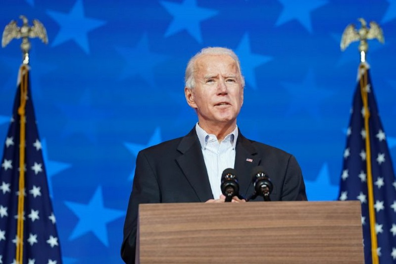 Biden Confirmed, Trump Backs Down; Jobless Claims Eyed