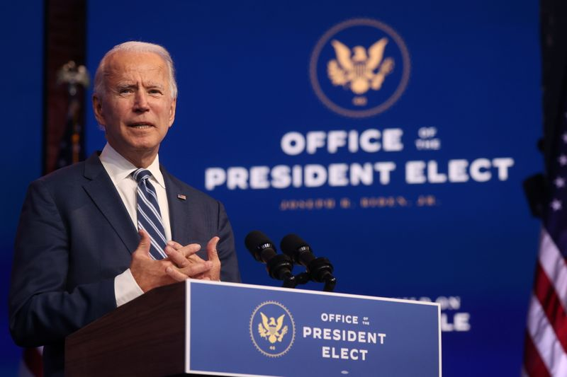 Here Are the Major Parts of $1.9 Trillion Biden Relief Plan