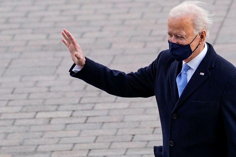 S&P 500, Dow Hit Records as Tech Flexes Muscles; Biden Readies $1.9tn Stimulus