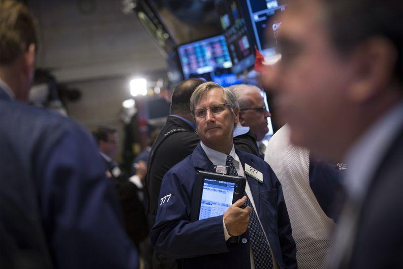 © Reuters. Aktien New York: Stabiler Start nach Vortagsverlusten