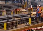 Produção Industrial nos EUA recua levemente em fevereiro, abaixo das estimativas