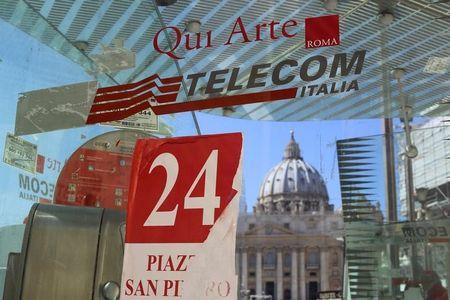 Telecom affonda a -8% dopo indicazioni sull'esercizio 2018
