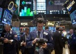 U.S. shares higher at close of trade; Dow Jones Industrial Average up 1.21%