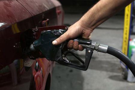 美國的汽油庫存: -1.647M 對 預測的 1.147M