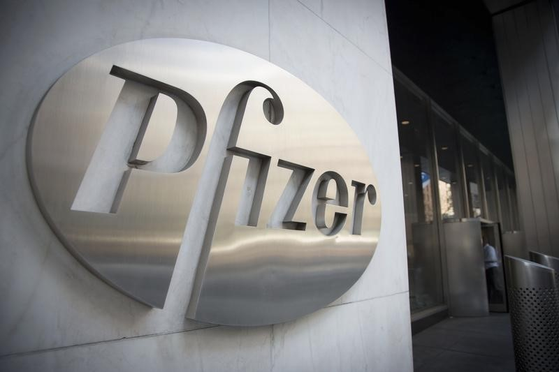 Pfizer, Under Armour and CVS Health Rise Premarket