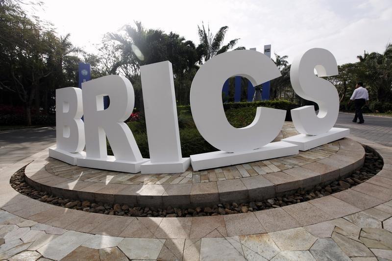 © Reuters.  Китай ратифицировал соглашение о Новом банке развития