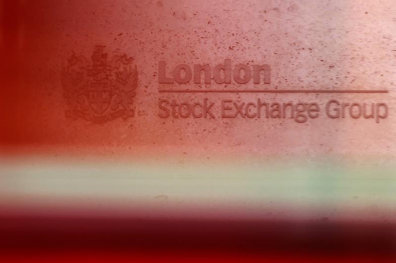 © Reuters.  מדדי המניות בבריטניה עלו בנעילת המסחר; מדד Investing.com בריטניה 100 הוסיף 0.02%