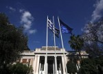 Euro zone to link debt relief to sound future Greek policies