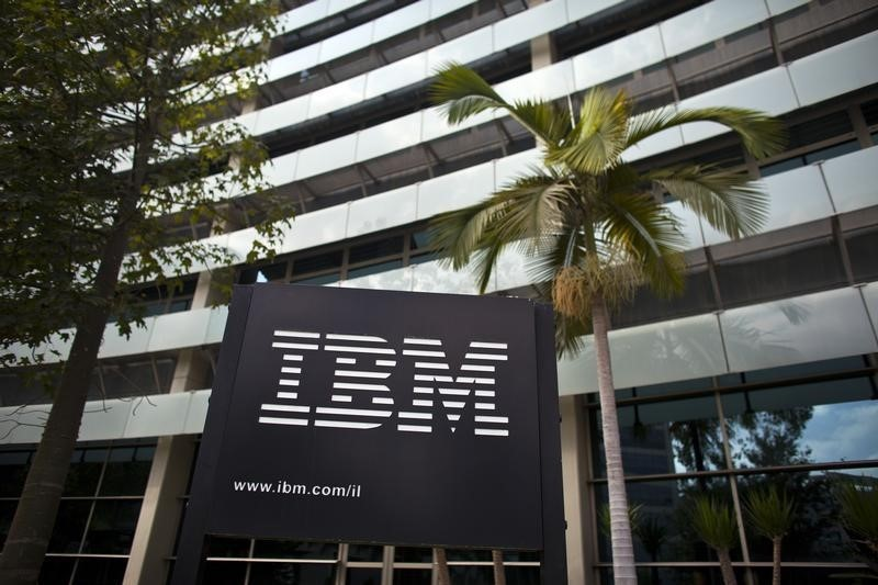 © Reuters.  IBM e Tata farão parte de plataforma de tecnologia dos EUA