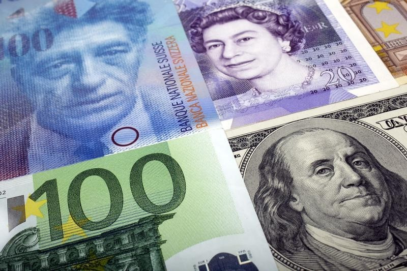 Forex - Dollar Drops as Commodity Currencies Shine on Rate Outlook