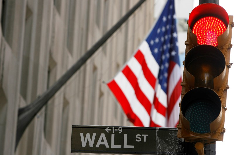 © Reuters.  U.S. stocks mixed at close of trade; Dow Jones Industrial Average up 0.32%