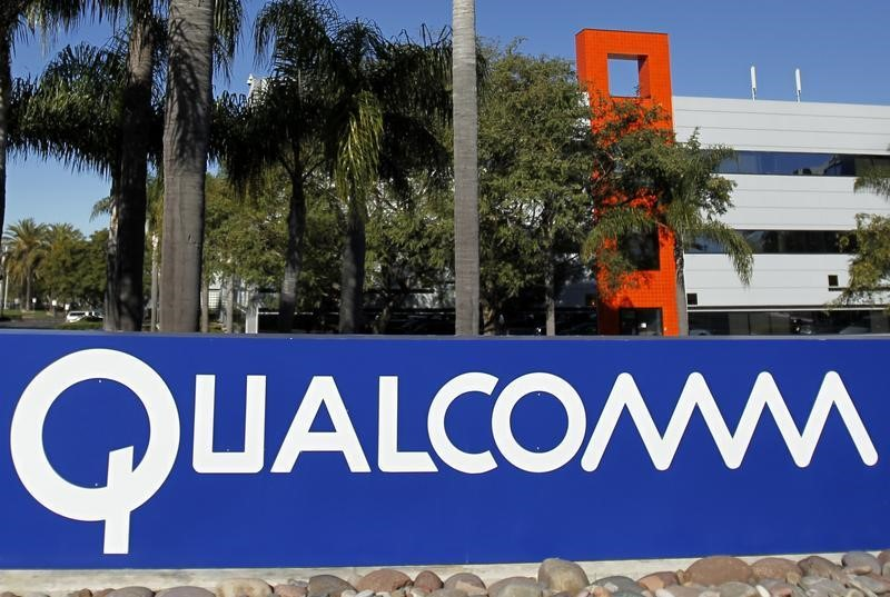 Qualcomm Gains as New Chip Brings Premium Features to Cheaper Phones