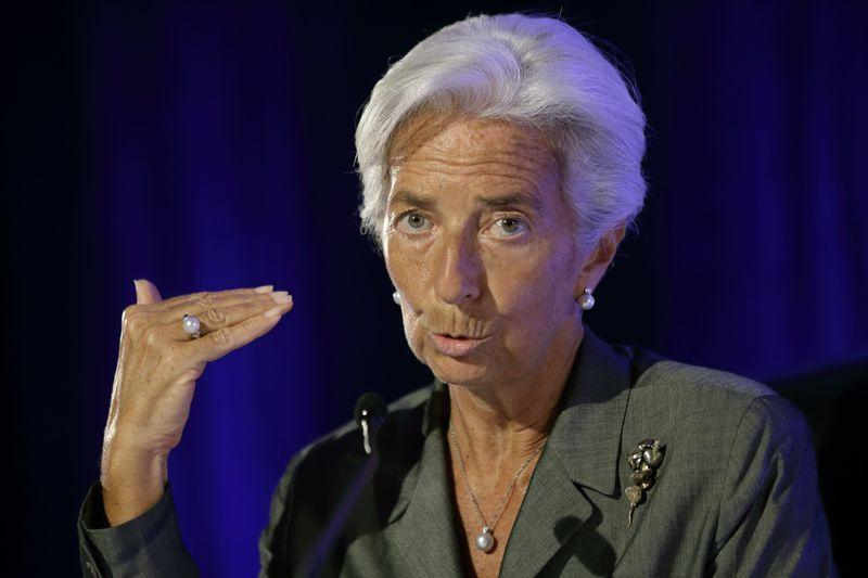 BCE: Lagarde se montre légèrement optimiste, mais n'impacte pas le mar