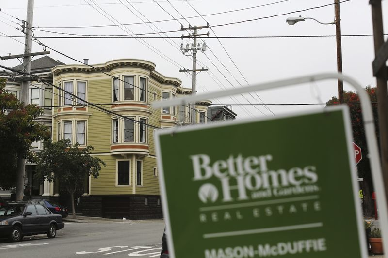© Reuters.  U.S. mortgage lenders optimism on profits return: survey