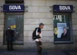 European Stocks Higher on Strong Economic Data; BBVA Surges