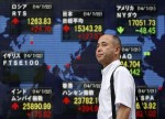 GLOBAL MARKETS-Asian stocks grind higher, dollar slips as U.S. data brightens mood