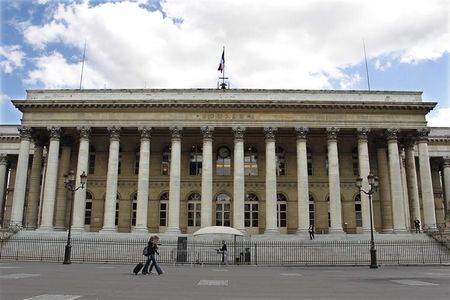France stocks lower at close of trade; CAC 40 down 0.48%